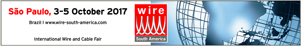 Wire South America 2017 - Sao Paulo